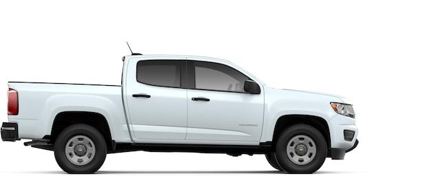 Camioneta comercial Colorado 2018