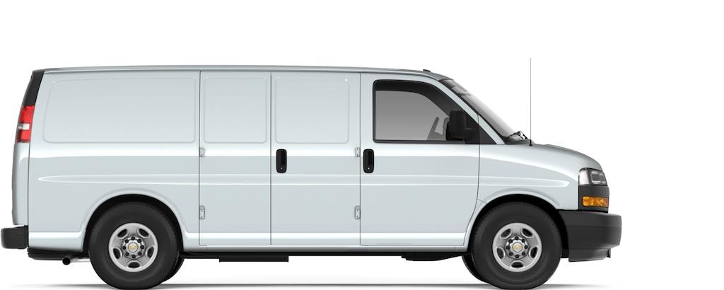 Van de carga comercial Express 2018