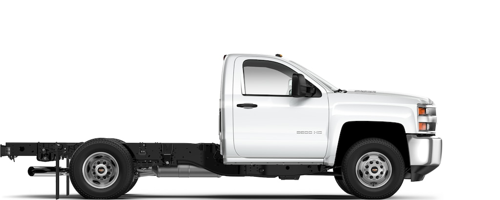 Camioneta Silverado 2018 chasis con cabina