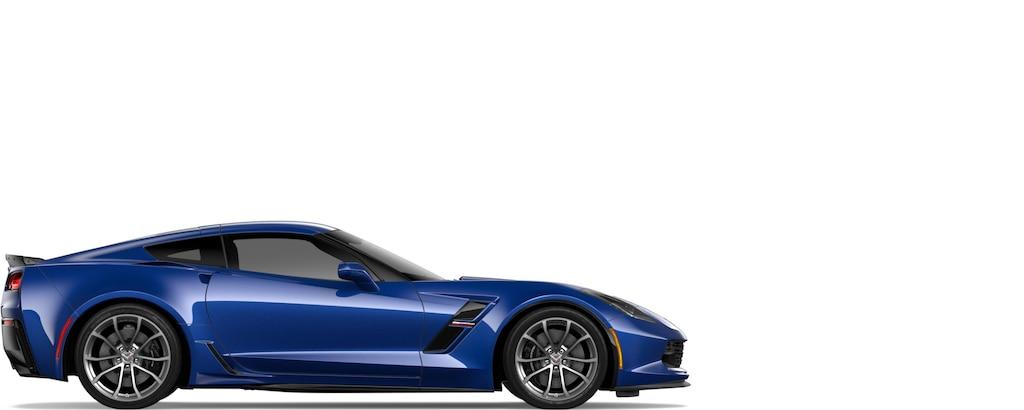 Corvette Grand Sport 2018