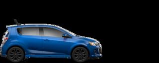 Chevrolet Sonic 2019: 19% por debajo del MSRP