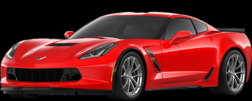 Superauto Corvette Grand Sport 2019: Lateral.