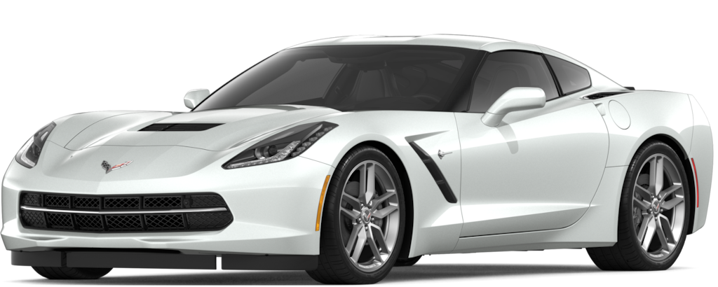 Superauto Corvette Stingray 2019: Lateral