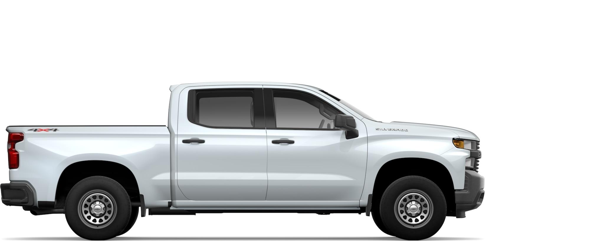 Camioneta comercial Silverado LD