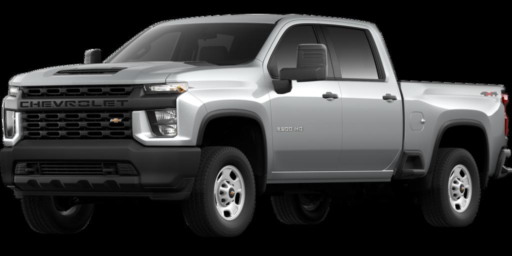 Camioneta de trabajo Silverado HD 2020